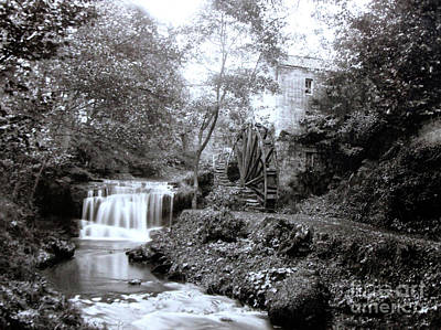 Photograph - Rigg Mill - Yorkshire by Doc Braham