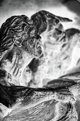 Kitchen Mark Rogan - Riggers Statue Dana Point Harbor by Stefan H Unger