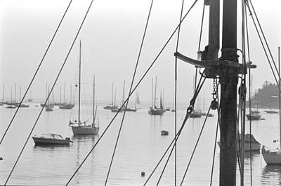 Photograph - Rigging by Robert Papps