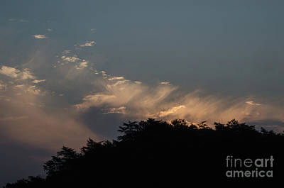 Photograph - Right Before Sunrise by Donna Brown