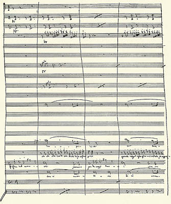 Verdi Wall Art - Drawing - Rigoletto by Giuseppe Fortunino Francesco Verdi