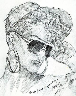 Rihanna Rudegirl Original