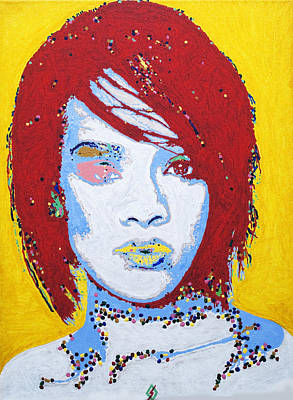 Rihanna  Original by Stormm Bradshaw