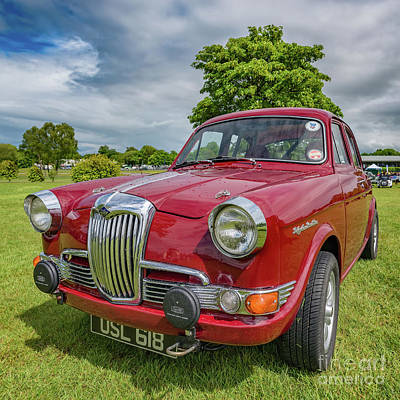 Photograph - Riley 1.5 by Adrian Evans