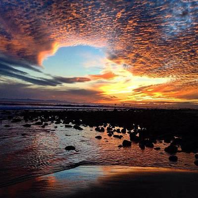 Rincon Beach Photograph - Rincon  by Shelli Papke