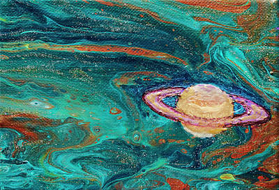 Painting - Ring Around by Patricia Beebe
