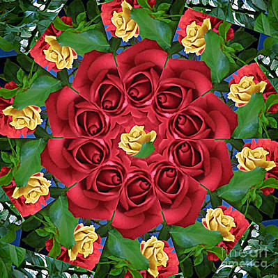 Photograph - Ring Around The Roses by Renee Trenholm