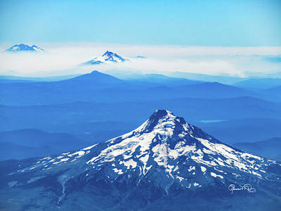 Photograph - Ring Of Fire And Ice by Susan Molnar