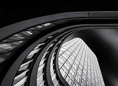 Munich Photograph - Ringleted by Gerard Jonkman