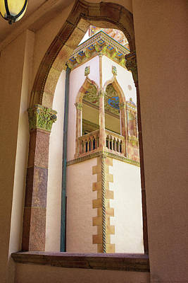 Photograph - Ringling Window by Pamela Showalter