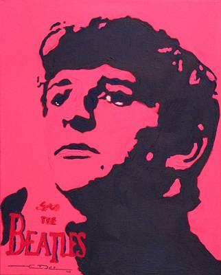 Ringo Art Print by Eric Dee