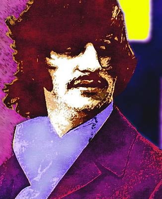Richard Starkey Mixed Media - Ringo Starr-gear 2 by Otis Porritt
