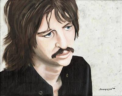 Ringo Starr Original by Rick Seguso