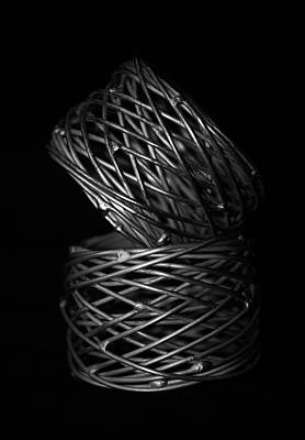 Photograph - Rings #2 by Ester Rogers