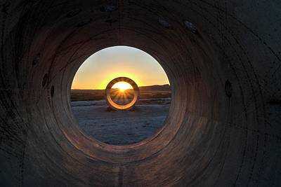 Photograph - Rings Around The Sun by David Andersen