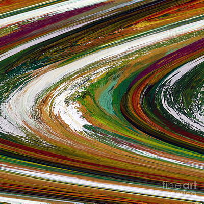 Painting - Rings Of Saturn by Dawn Hough Sebaugh