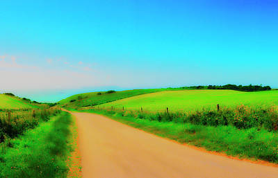 Photograph - Ringstead Road by Jan W Faul