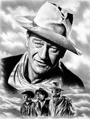Rio Bravo Art Print