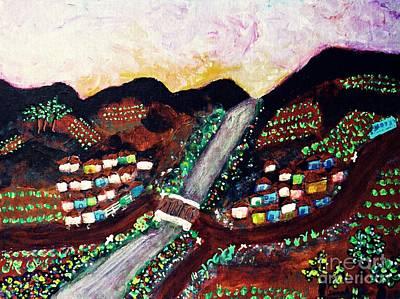 Painting - Rio Das Almas by Sarah Loft