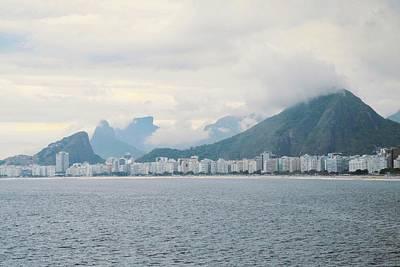 Photograph - Rio De Janeiro Shoreline by Kirsten Giving