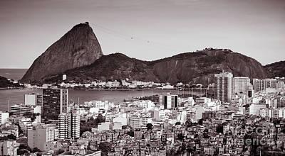 Photograph - Rio De Janeiro - Sugar Loaf by Carlos Alkmin