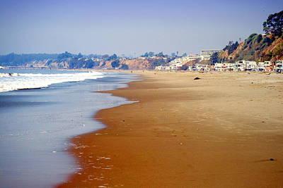Photograph - Rio Del Mar Beach Aptos by Joyce Dickens
