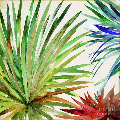 Spectrum Painting - Rio Five by Mindy Sommers
