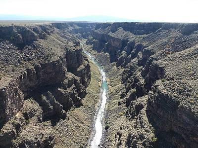 Photograph - Rio Grande by Constance DRESCHER