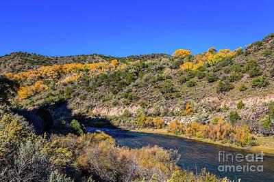 Photograph - Rio Grande Gold by Jon Burch Photography