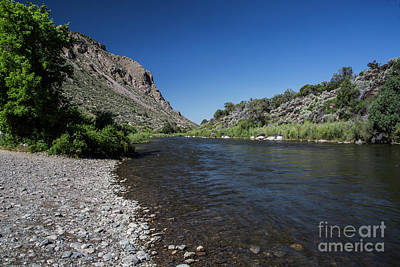 Photograph - Rio Grande Gorge by Kathy McClure