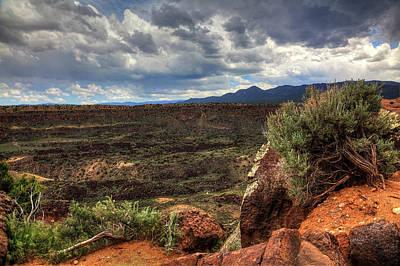 Photograph - Rio Grande Gorge by Steve Gravano
