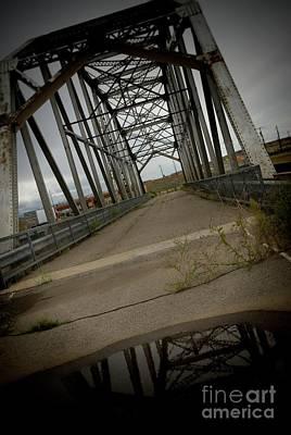 Photograph - Rio Puerco Bridge New Mexico by Bob Pardue