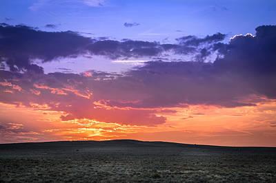 Movie Tees - Rio Rancho Sunset by Bryan Layne