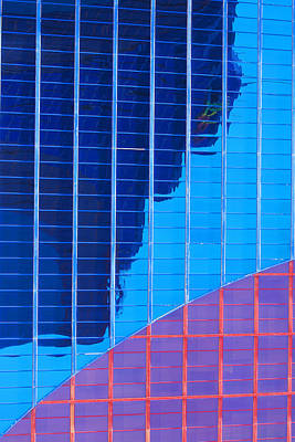 Rio Reflection Art Print by Richard Henne