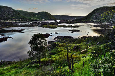 Photograph - Sao Francisco River - Piranhas - Alagoas - Brazil by Carlos Alkmin