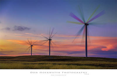 Photograph - Rio Vista Rainbows by PhotoWorks By Don Hoekwater
