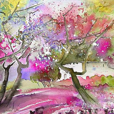 Rioja Spain 02 Art Print