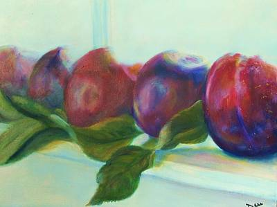 Painting - Ripe For The Picking by Dana Redfern