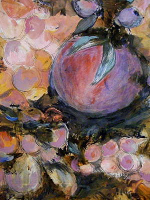 Painting - Ripe by Nancy Kane Chapman