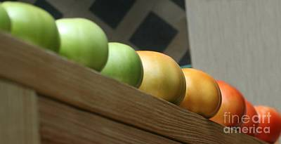 Photograph - Ripening by Barbara S Nickerson