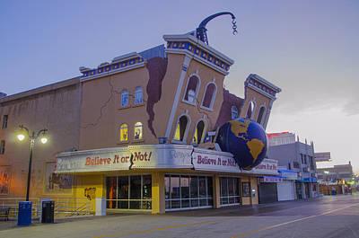 Believe Digital Art - Ripleys Believe It Or Not - Atlantic City by Bill Cannon