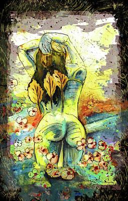 Ripon Erotic Madness Art Print by Miki De Goodaboom