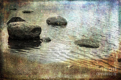Photograph - Ripples Around Us by Randi Grace Nilsberg