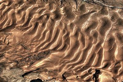 Capital Reef Photograph - Ripples by Donna Kennedy