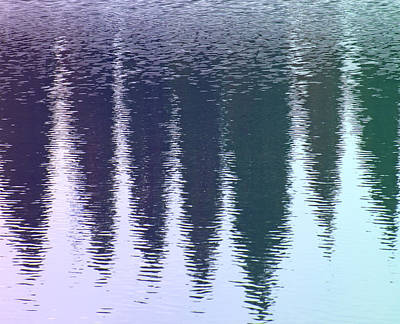 Photograph - Ripples In The Pool by Ian  MacDonald