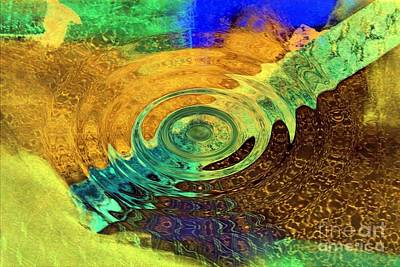 Painting - Ripples In Time by Dawn Hough Sebaugh