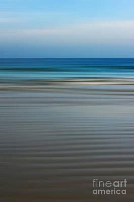 Ripples Of Low Tide Original by Liesl Marelli