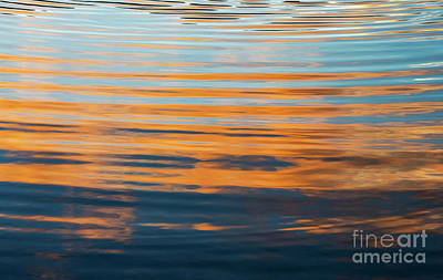 Photograph - Rippling Dawn by Tim Gainey