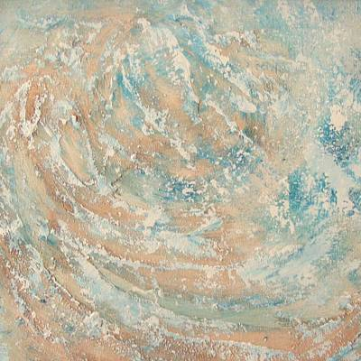 Painting - Riptide by Jean LeBaron
