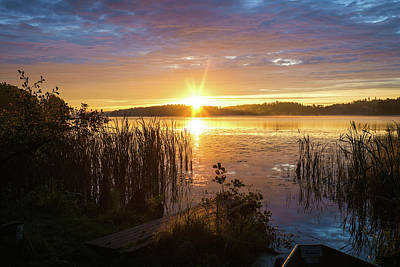 Photograph - Rise And Shine by Ismo Raisanen